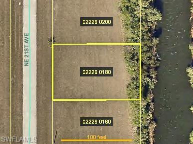 1901 NE 21st AVE  Cape Coral FL 33909 is listed for sale as MLS Listing 218057177